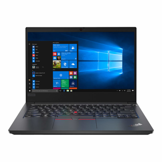"Lenovo ThinkPad E14, Notebook, Intel Core i3, 14,0"" FHD IPS, 8GB RAM, 256GB SSD, Intel UHD, Win10 Pro, Black, 1,69 kg [20RA0043SC]"