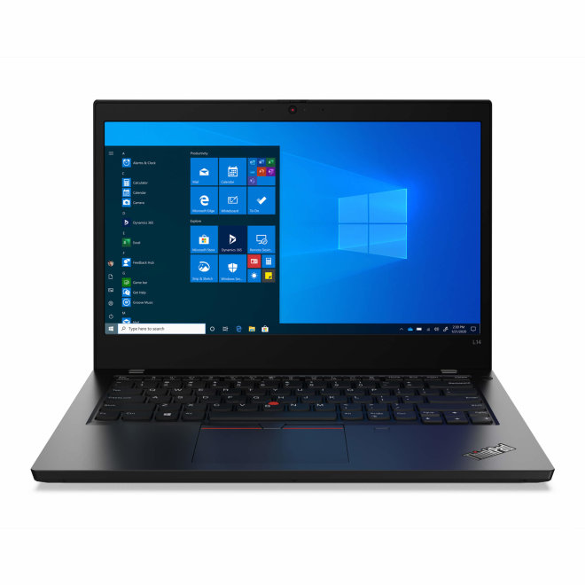 "Lenovo ThinkPad L14, Notebook, Intel Core i5, 14,0"" FHD IPS, 16GB RAM, 512GB SSD, Intel UHD Graphics, Win10 Pro, Fingerprint, Black, 1,61 kg [20U10012SC]"