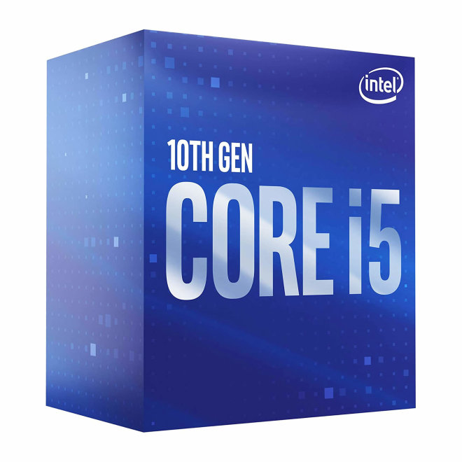 Intel® Core™ i5-10500 BOX, Procesor, 6C/12T, 3.1GHz, 12MB, LGA1200 [BX8070110500 S RH3A]