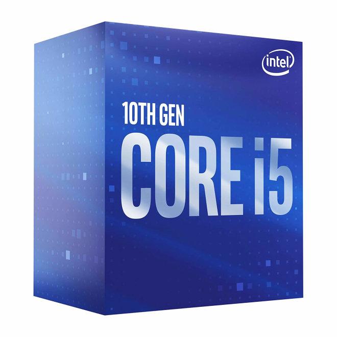 Intel® Core™ i5-10600KF BOX, Procesor, 6C/12T, 4.1GHz, 12MB, LGA1200 [BX8070110600KF S RH6S]