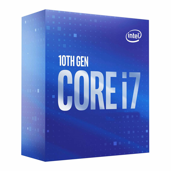 Intel® Core™ i7-10700 BOX, Procesor, 8C/16T, 2.9GHz, 16MB, LGA1200 [BX8070110700 S RH6Y]