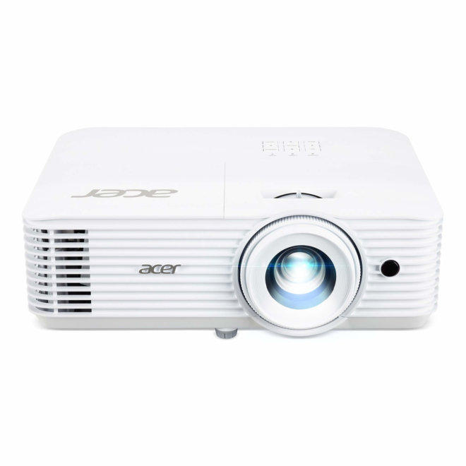 Acer H6541BDi, projektor, DLP, HDMI, USB, VGA in/out, 4,000 lm, White, torba, 2,9 kg [MR.JS311.007]