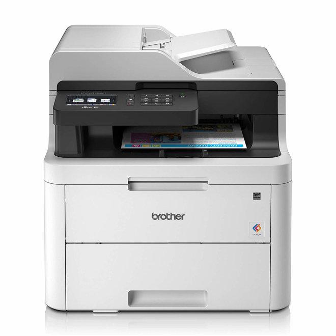 Brother MFC-L3730CDN, višefunkcijski pisač, laserski ispis u boji, A4, USB, Ethernet, Dupleks, ADF, Touchscreen [MFCL3730CDNYJ1]