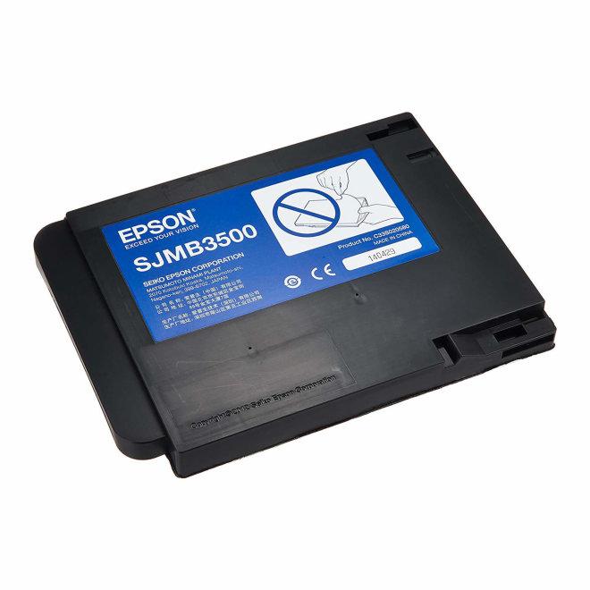 Epson SJMB3500, Maintenance box za ColorWorks C3500 seriju, Original [C33S020580]