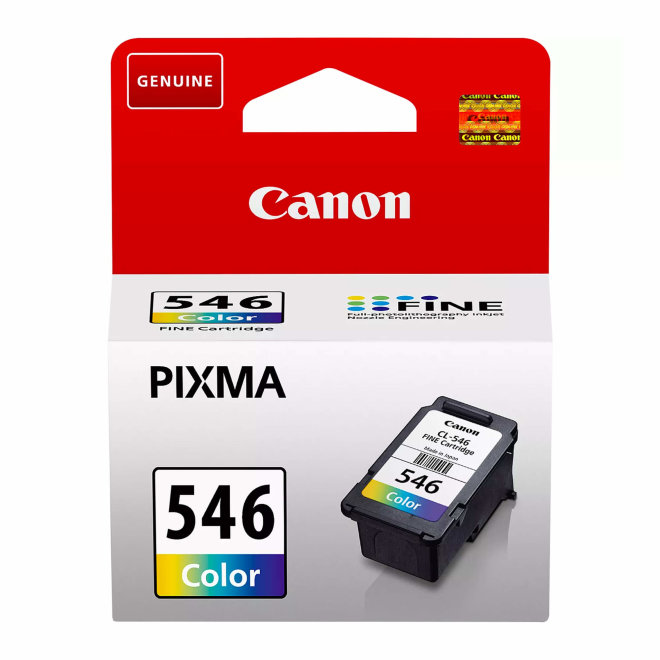 Canon CL-546 C/M/Y Colour Ink Cartridge, tinta, cca 180 ispisa, Original [8289B001AA]