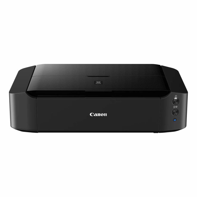 Canon PIXMA iP8750, jednofunkcijski foto pisač, tintni ispis u boji, 6 boja, A3+, WiFi, USB, 64 – 300 g/m² [8746B006AA]