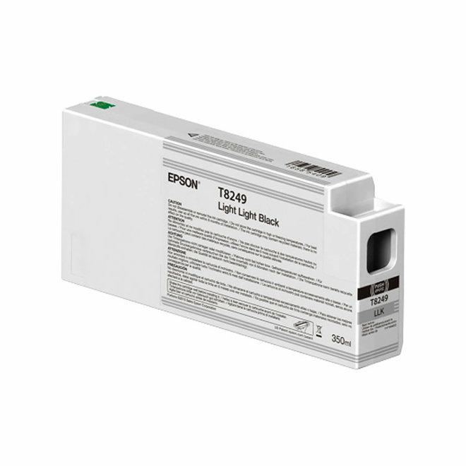 Epson Singlepack Light Light Black T824900 UltraChrome HDX/HD 350ml, tinta, Original [C13T824900]