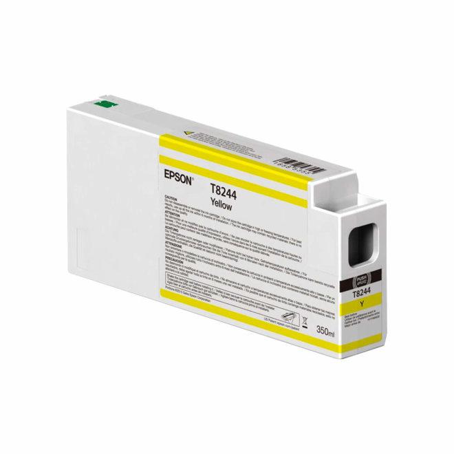 Epson Singlepack Yellow T824400 UltraChrome HDX/HD 350ml, tinta, Original [C13T824400]
