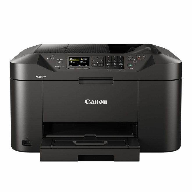 Canon MAXIFY MB2150, višefunkcijski pisač, tintni ispis u boji, A4, WiFi, USB, Cloud Link, ADF, Duplex, 64 – 275 g/m² [0959C009AA]