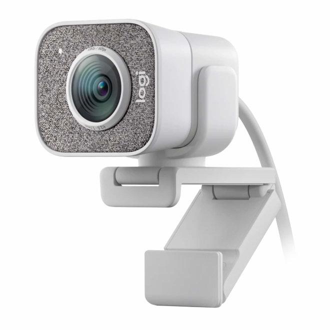 Logitech StreamCam, web kamera, USB-C, Full HD, 1080p, Autofocus, Mikrofon, White [960-001297]