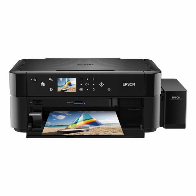 Epson EcoTank L850, višefunkcijski foto pisač, tintni ispis u boji, 6 boja, A4, USB [C11CE31401]