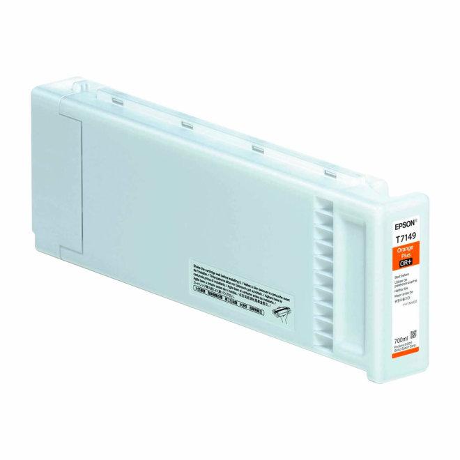Epson Singlepack UltraChrome GSX Orange Plus T714900 (700mL), tinta, Original [C13T714900]