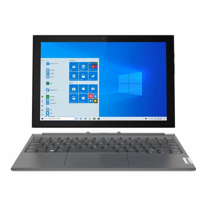 "Lenovo IdeaPad Duet 3, tablet, Intel Celeron, 10.3"" WUXGA IPS, 4GB RAM, 64 GB eMMC, WiFi, LTE, Win10 Home S, Tipkovnica, Graphite Grey, 0,6 kg [82HK0015SC]"