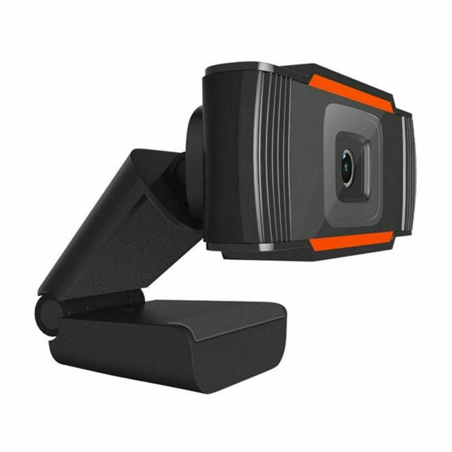 Web kamera, Full HD, 1080p, Mikrofon, Auto focus, USB, Black [WEBKAM-HD1080-CE]