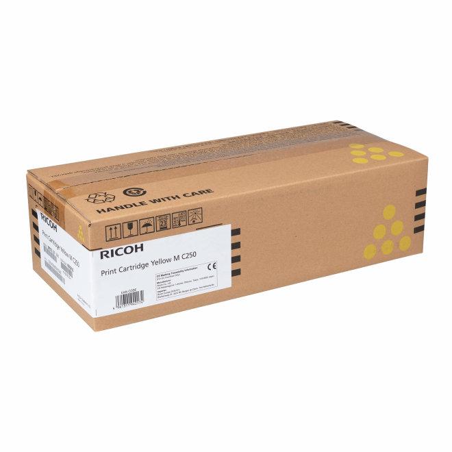 Ricoh/Nashuatec P C300W / M C250FWB, Yellow, toner, cca 2.300 ispisa, Original [408355]