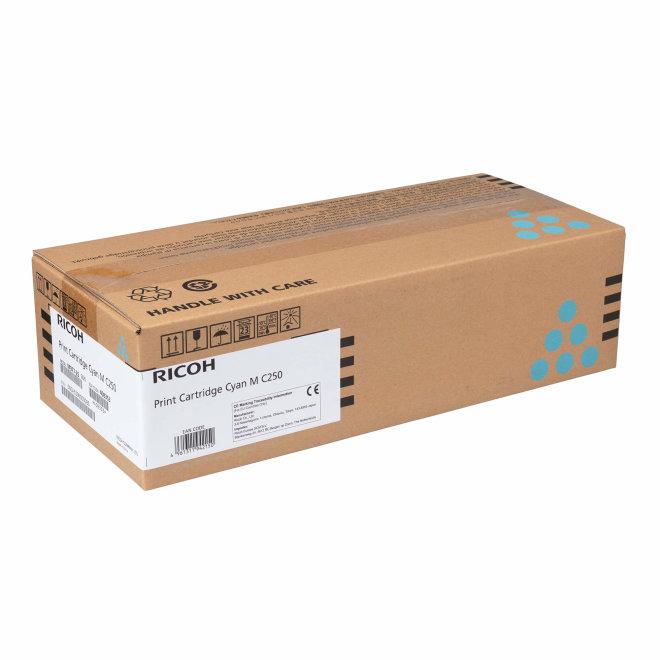 Ricoh/Nashuatec P C300W / M C250FWB, Cyan, toner, cca 2.300 ispisa, Original [408353]