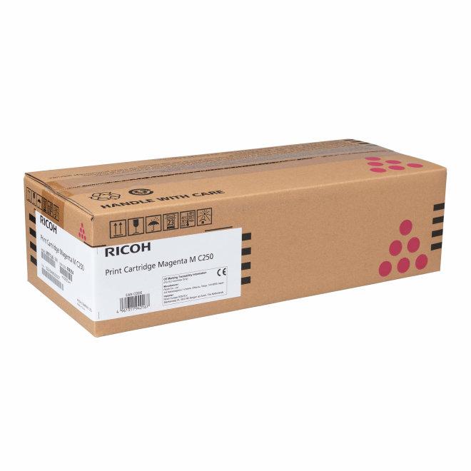 Ricoh/Nashuatec P C300W / M C250FWB, Magenta, toner, cca 2.300 ispisa, Original [408354]