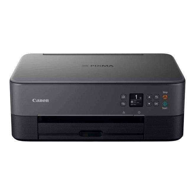 Canon PIXMA TS5350, višefunkcijski foto pisač, tintni ispis u boji, A4, WiFi, USB, Duplex, 64 - 300 g/m², Black [3773C006AA]