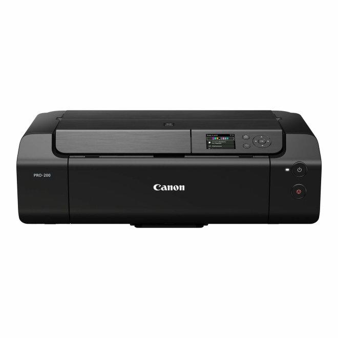 Canon PIXMA PRO-200, profesionalni fotopisač, tintni ispis u boji, 8 odvojenih tinti, A3+ format, WiFi, USB, Ethernet,  [4280C009AA]