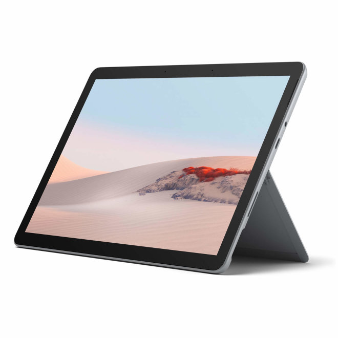 "Microsoft Surface GO 2, tablet, Intel Pentium, 10.5"" PixelSense Touch, 8GB RAM, 128 GB SSD, Intel UHD Graphic, Win10 Home S, WiFi, Silver, 0,54 kg [STQ-00017]"