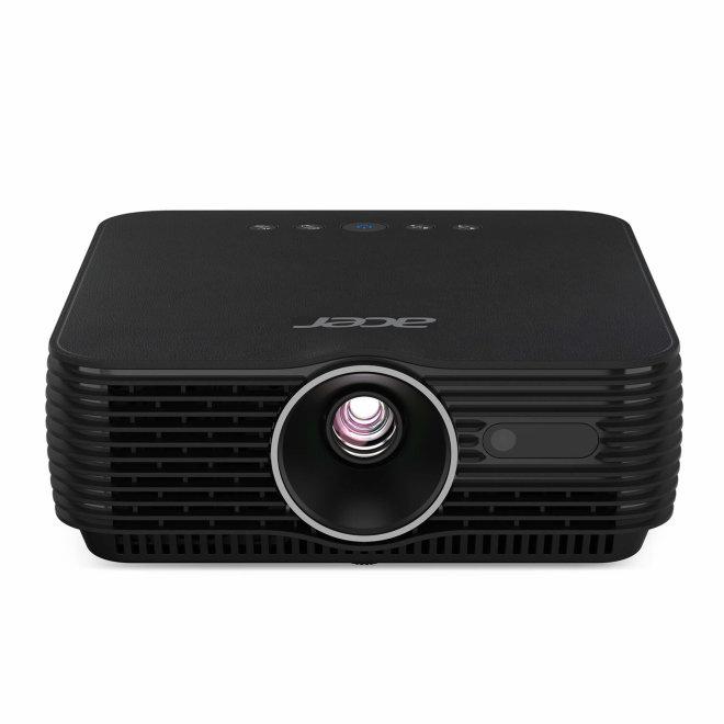 Acer B250i, projektor, FHD, DLP, HDMI, USB, 1,200 lm, Torba, Black, 1,45 kg [MR.JS911.001]