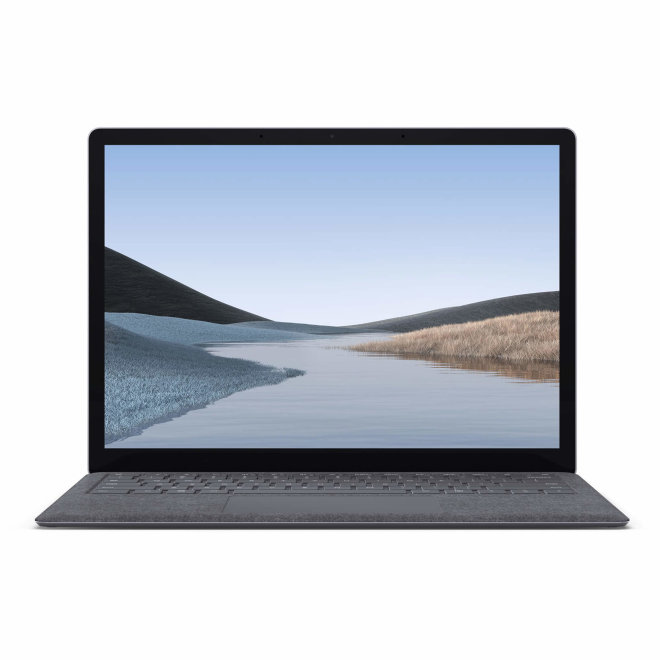 "Microsoft Surface Laptop 3, Intel Quad Core i5, 13.5"", 256GB SSD, Intel Iris Plus Graphics, Touchscreen, Win10 Home, Platinum/Alcantara, 1,24 kg [V4C-00008]"