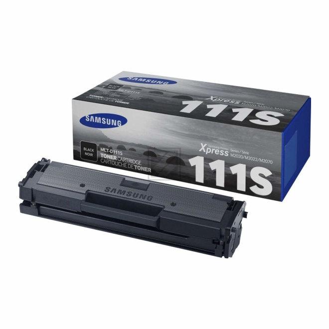 Samsung MLT-D111S Black Toner Cartridge [SU810A]