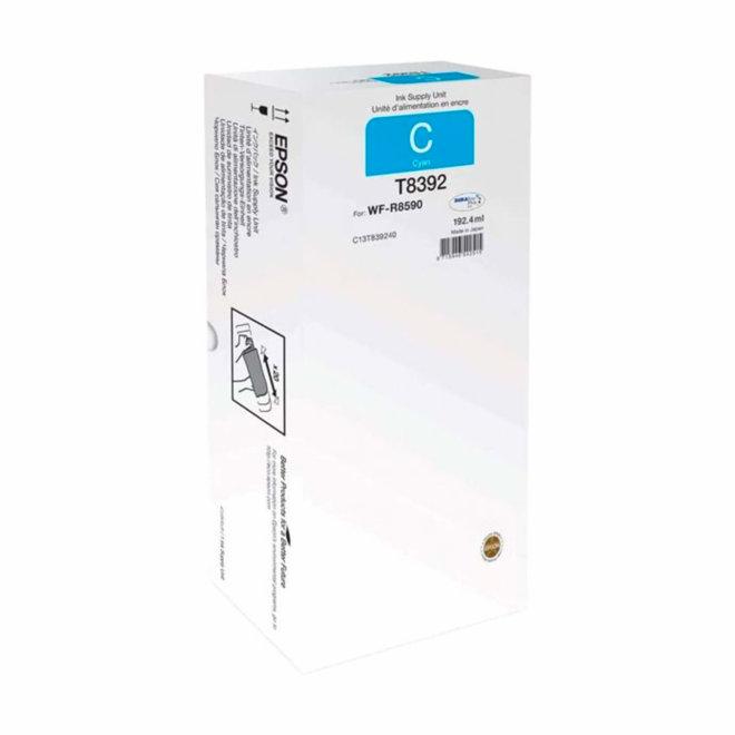 Epson Cyan XL Ink Supply Unit, 192.4 ml, cca 20.000 ispisa, Original [C13T839240]