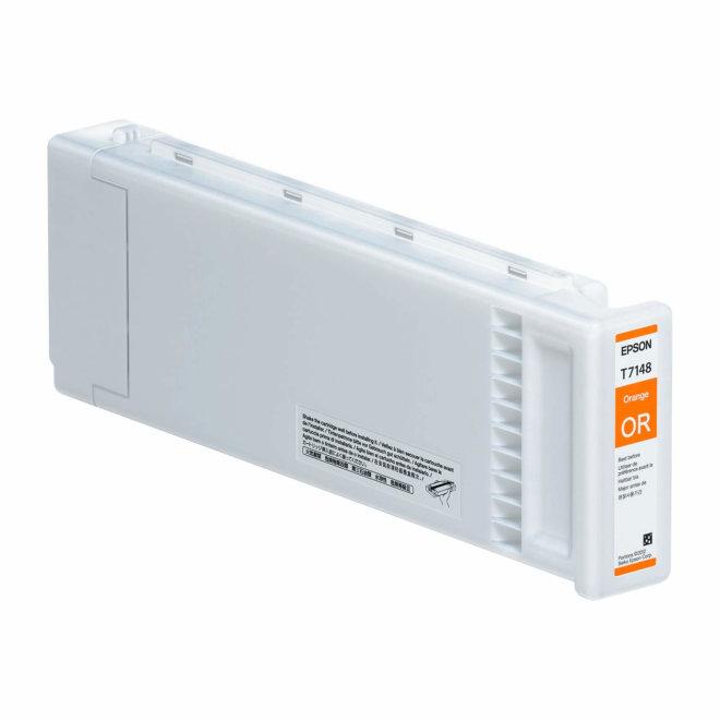 Epson Singlepack UltraChrome GSX Orange T714800 (700mL), tinta, Original [C13T714800]