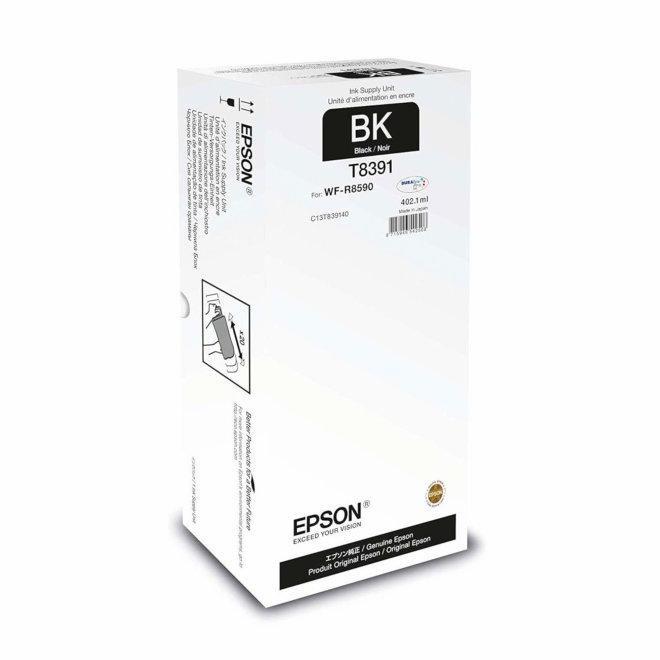 Epson T839 XL Ink Black, tinta, cca 20.000 ispisa, Original [C13T839140]