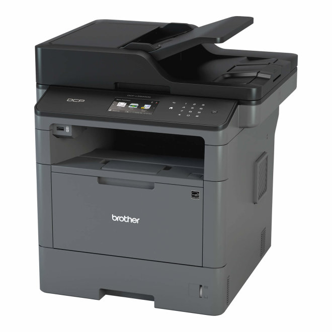 Brother DCP-L5500DN, laserski pisač, Print+Sken+Copy, c/b ispis, A4 format, Ethernet, USB, Dupleks, ADF, Touchscreen [DCPL5500DNYJ1]