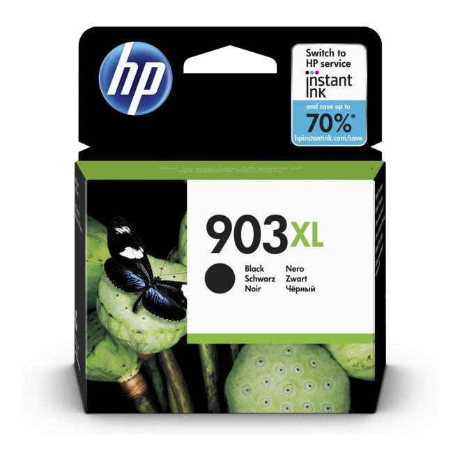 HP 903XL High Yield Black Original Ink Cartridge [T6M15AE]