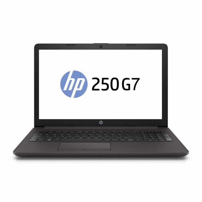 "HP 250 G7, Intel Core i3, 15.6"" HD, 4GB RAM, 256GB SSD, Intel HD Graphics, DVD, FreeDOS, Dark Ash, 1.78 kg [6BP45EA#BED]"