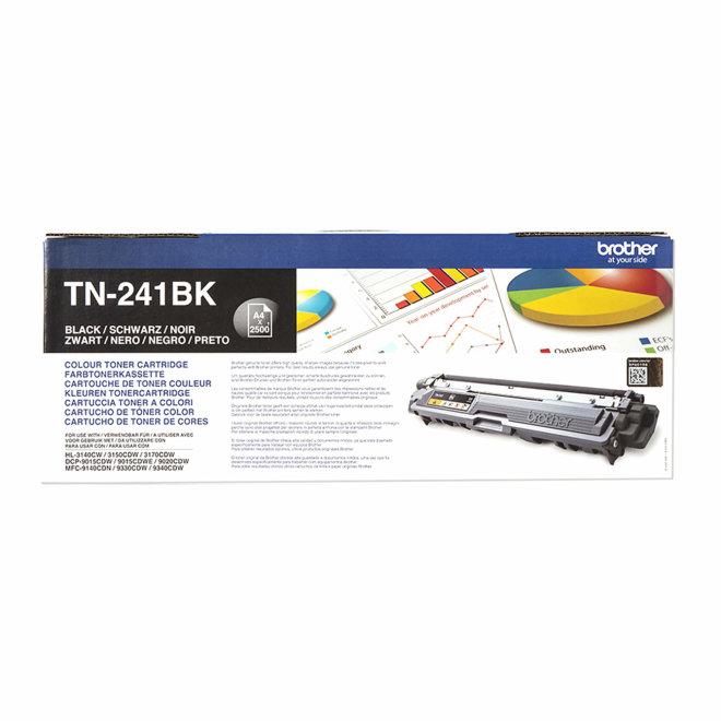 Brother toner TN-241BK, Black, cca 2.500 stranica, Original [TN241BK]
