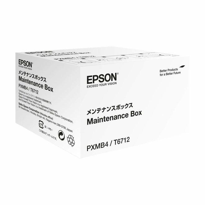Epson Maintenance Box za WF-6xxx/8xxx seriju, Original [C13T671200]