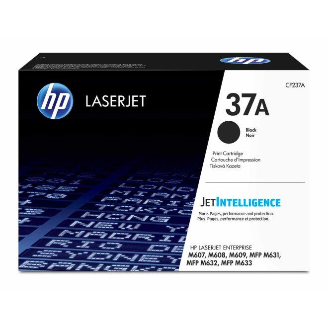 HP 37A Black Original LaserJet Toner Cartridge, kazeta, cca 11.000 ispisa, Original [CF237AH]