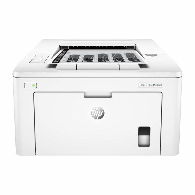 HP LaserJet Pro M203dn, jednofunkcijski pisač, laserski crno-bijeli ispis, A4 format, USB, Ethernet, dupleks [G3Q46A#B19]