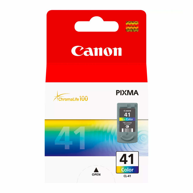 Canon CL-41 C/M/Y Colour Ink Cartridge, tinta, Original [0617B001]