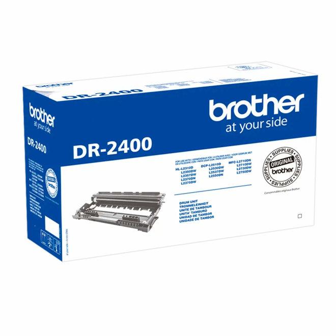 Brother bubanj DR-2400, Black, cca 12.000 stranica, Original [DR2400]