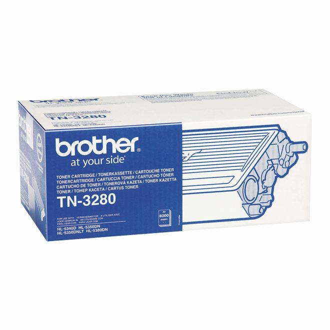 Brother toner TN-3280, Black, cca 8.000 stranica, Original [TN3280]