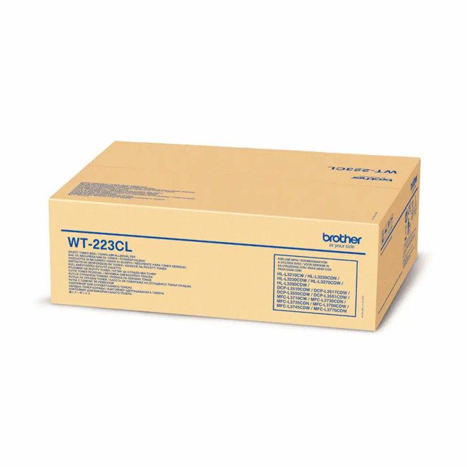 Brother WT-223CL kutija za otpadni toner, cca 50.000 stranica, Original [WT223CL]