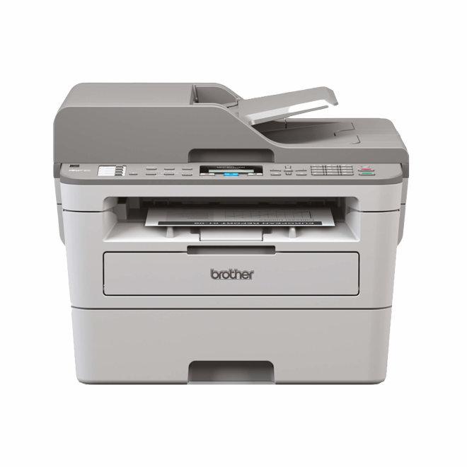 Brother MFC-B7710DN, višefunkcijski pisač, C/B, Laser, A4, 34 str/min, 250 listova, 60 – 230 g/m², USB, LAN, ADF, Duplex [MFCB7710DNYJ1]