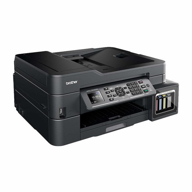 Brother MFC-T910DW, višefunkcijski pisač, tintni ispis u boji, A4, WiFi, USB, mreža, dupleks, ADF [MFCT910DWRE1]