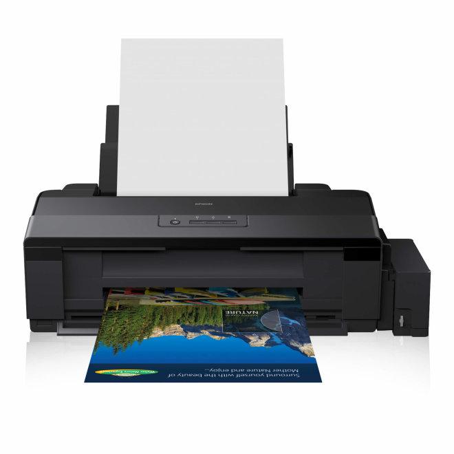 Epson EcoTank L1800, jednofunkcijski pisač, tintni ispis u boji, 6 boja, A3+ format, USB [C11CD82401]