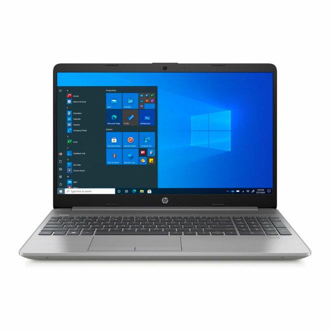 """HP 255 G8 Notebook-PC, AMD Ryzen 3 5300U, 15.6"""" FHD, 8GB DDR4, 256GB SSD, AMD Radeon GPU, USB-C, HDMI, WiFi, Win10 Home, Asteroid Silver, 1,7 kg [3V5L9EA#BED]"""