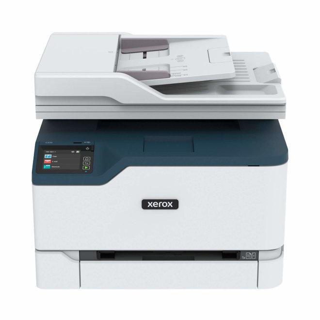 Xerox C235, Višefunkcijski pisač, Laserski ispis, Kolor, A4, 24 str/min, ADF, Duplex, Touchscreen, USB, Ethernet, Wi-Fi, 250 listova, 60 – 176 g/m² [95205069341]