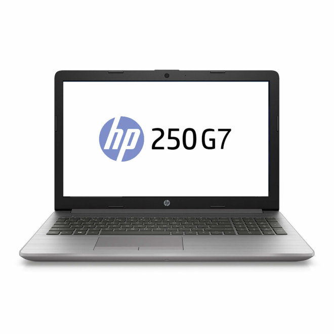 "HP 250 G7, Intel Core i3, 15,6"" Full HD, 8GB DDR4, 128GB SSD + 1TB, DVD, DSC MX110 2GB, FreeDOS, DVD, Silver, 1,78 kg [6MQ25EA#BED]"