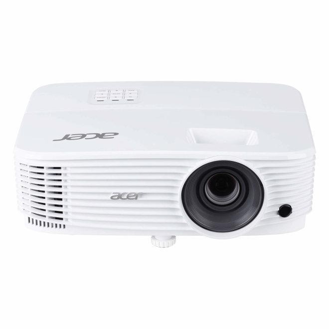 Acer P1150, projektor, DLP 3D ready SVGA, HDMI, USB, 3600 lm, Bijela, 2,4 kg [MR.JPK11.001]