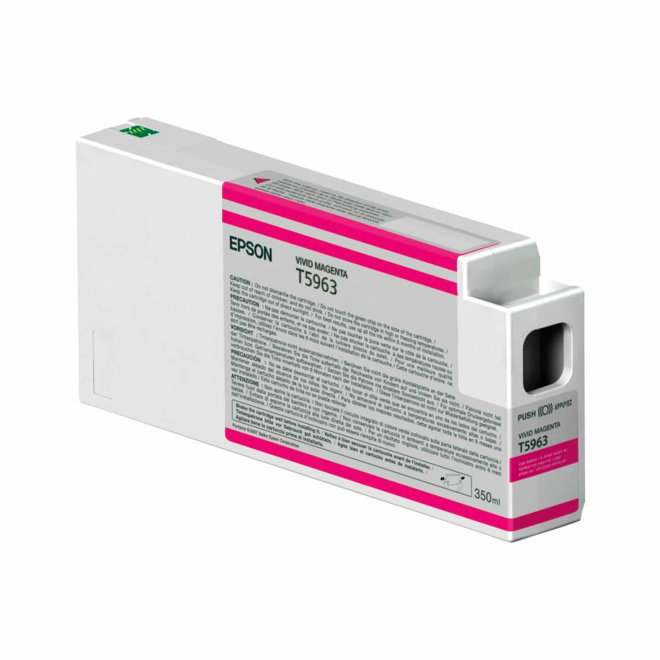Epson tinta Vivid Magenta T596300, UltraChrome HDR, 350 ml, Original [C13T596300]